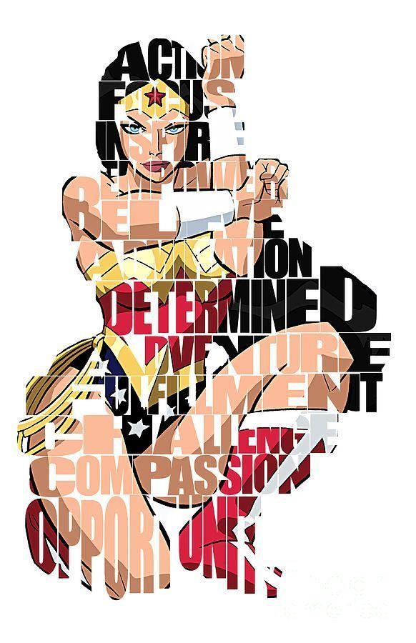 Wonder Woman Kräfte