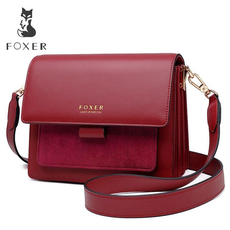 Girls Ladies Cross Body Flap Shoulder Bags Womens Messenger Medium Size Handbags