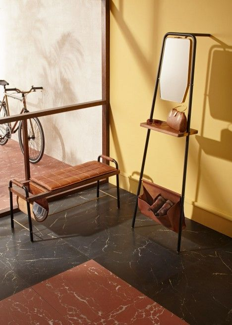 Valet Collection by David Rockwell of Rockwell Group for Stellar Works