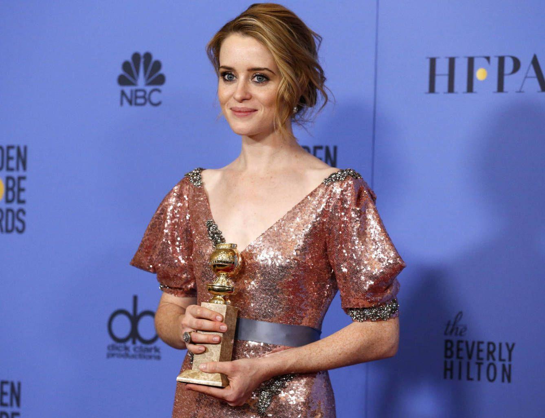 'The Crown' reina en unos Globos de Oro 2017 rendidos a los encantos británicos