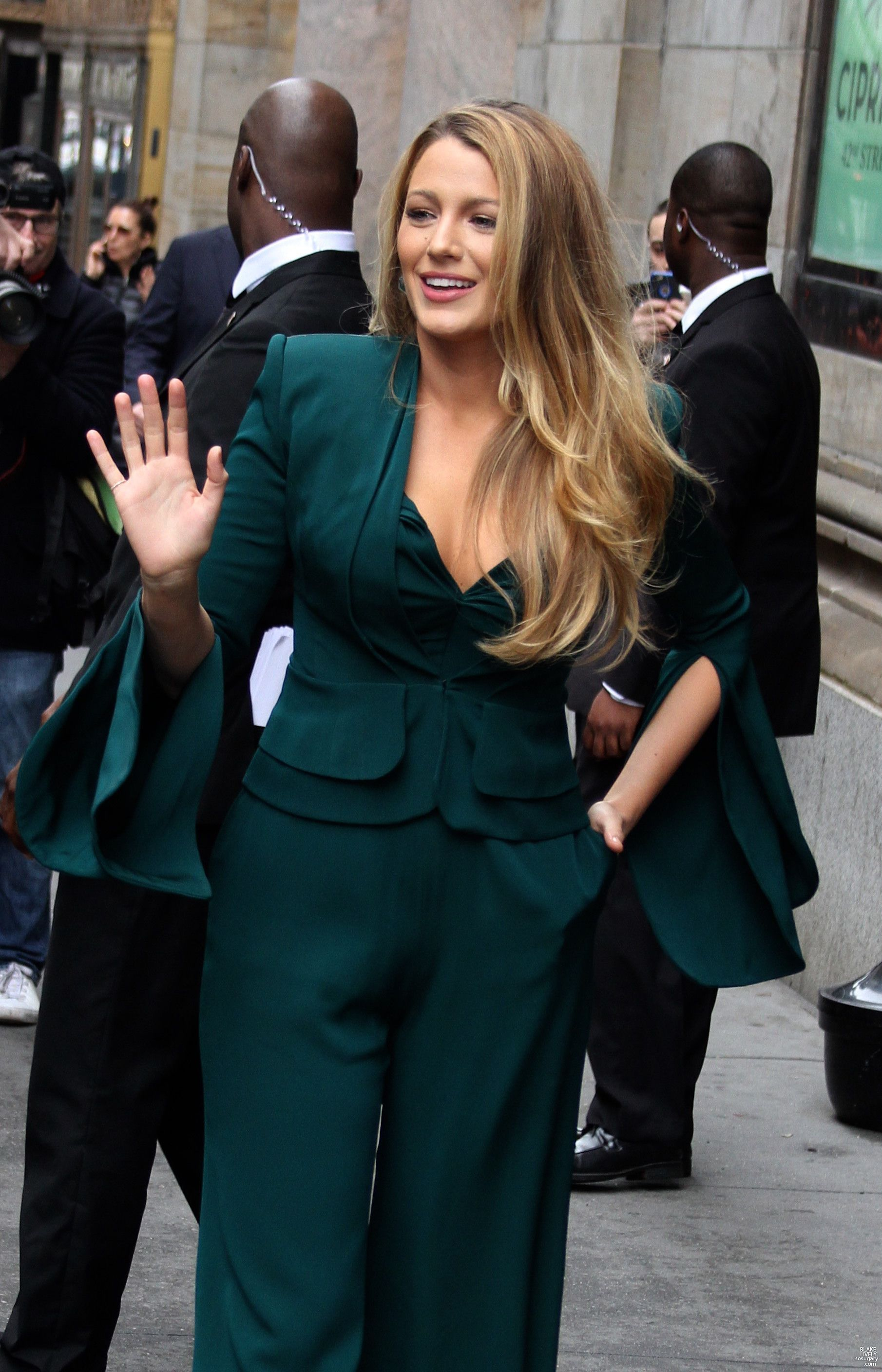 Blake Lively Haare