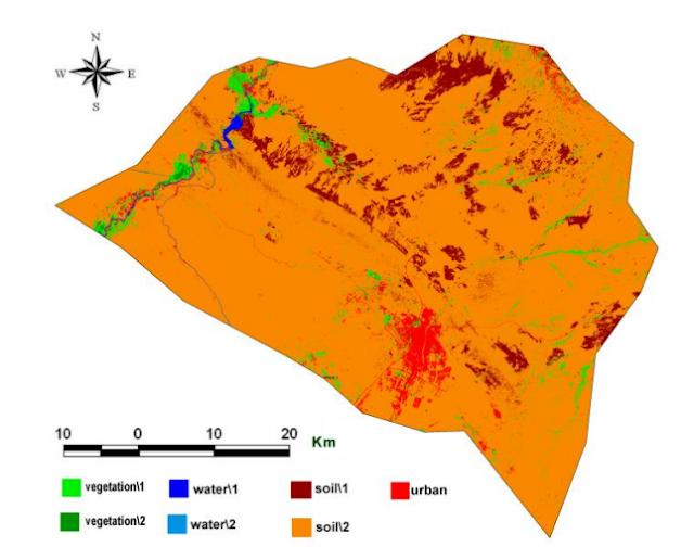 الجغرافيا دراسات و أبحاث جغرافية استخدام تقنيات التحسس النائي و نظم المعلومات الجغر Places To Visit Geography Visiting