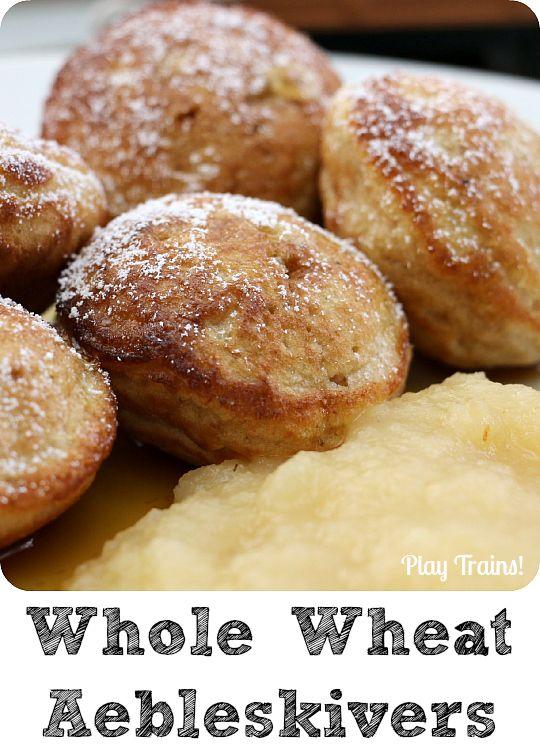 Photo of Whole Wheat Aebleskiver Recipe
