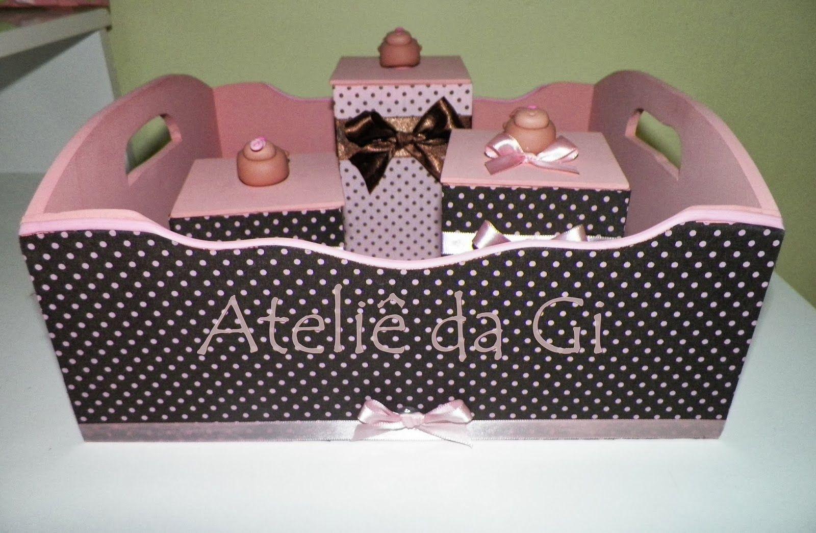 Artesanatos em Biscuit : Kit para quarto de Bebê com Ursinha