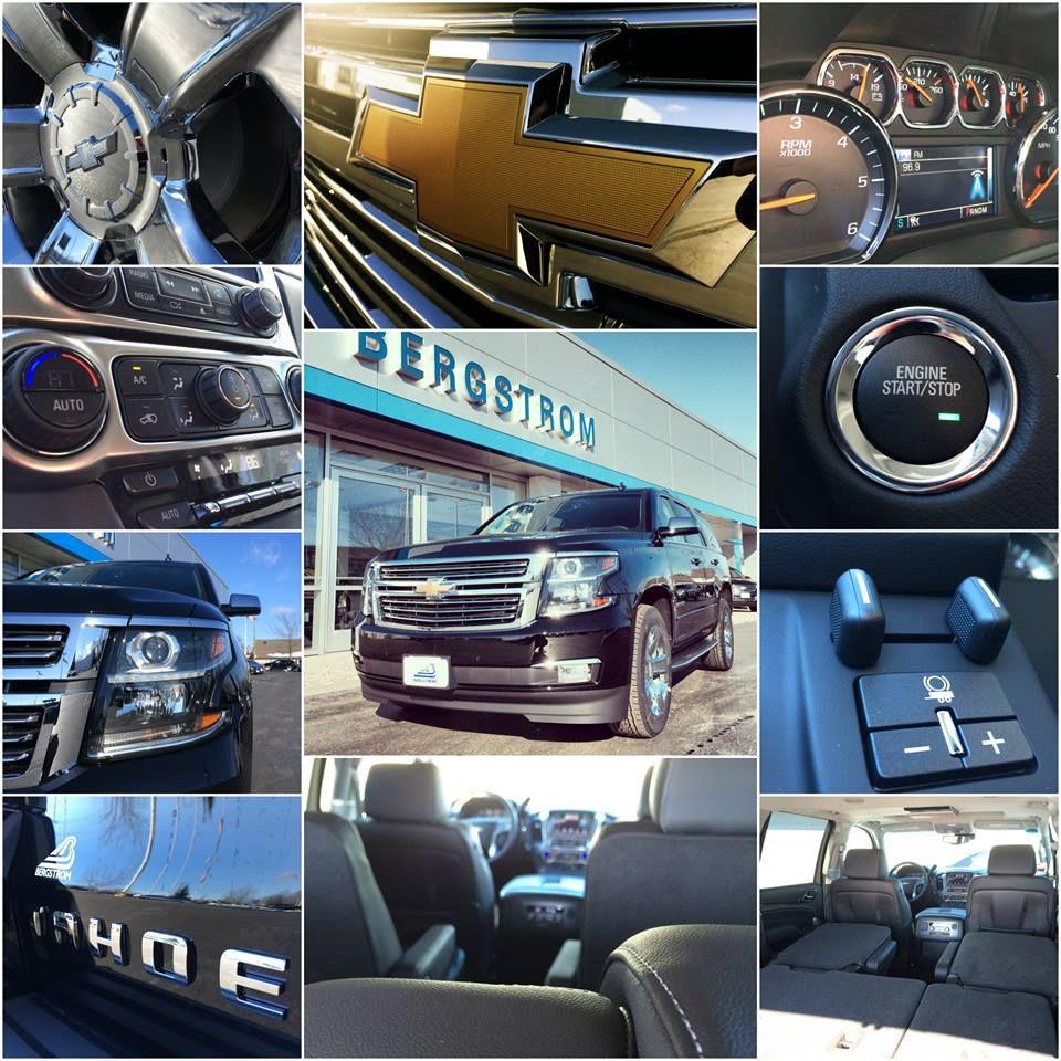FIRST LOOK: 2015 Chevrolet Tahoe