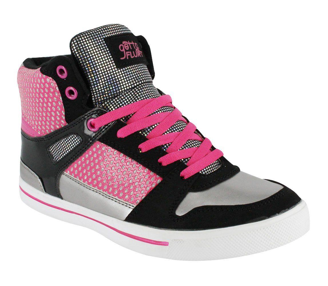 34155367a4c73 Amazon.com: Gotta Flurt Women's Hip Hop Fashion Sneakers: Clothing ...