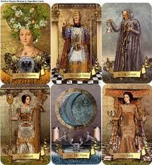 Картинки по запросу fantasy tarot cards | Таро