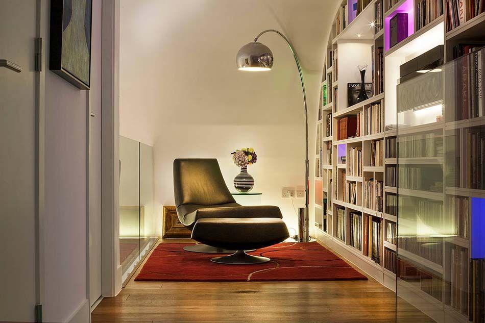 15 exemples pour aménager un agréable et convivial coin lecture à la maison