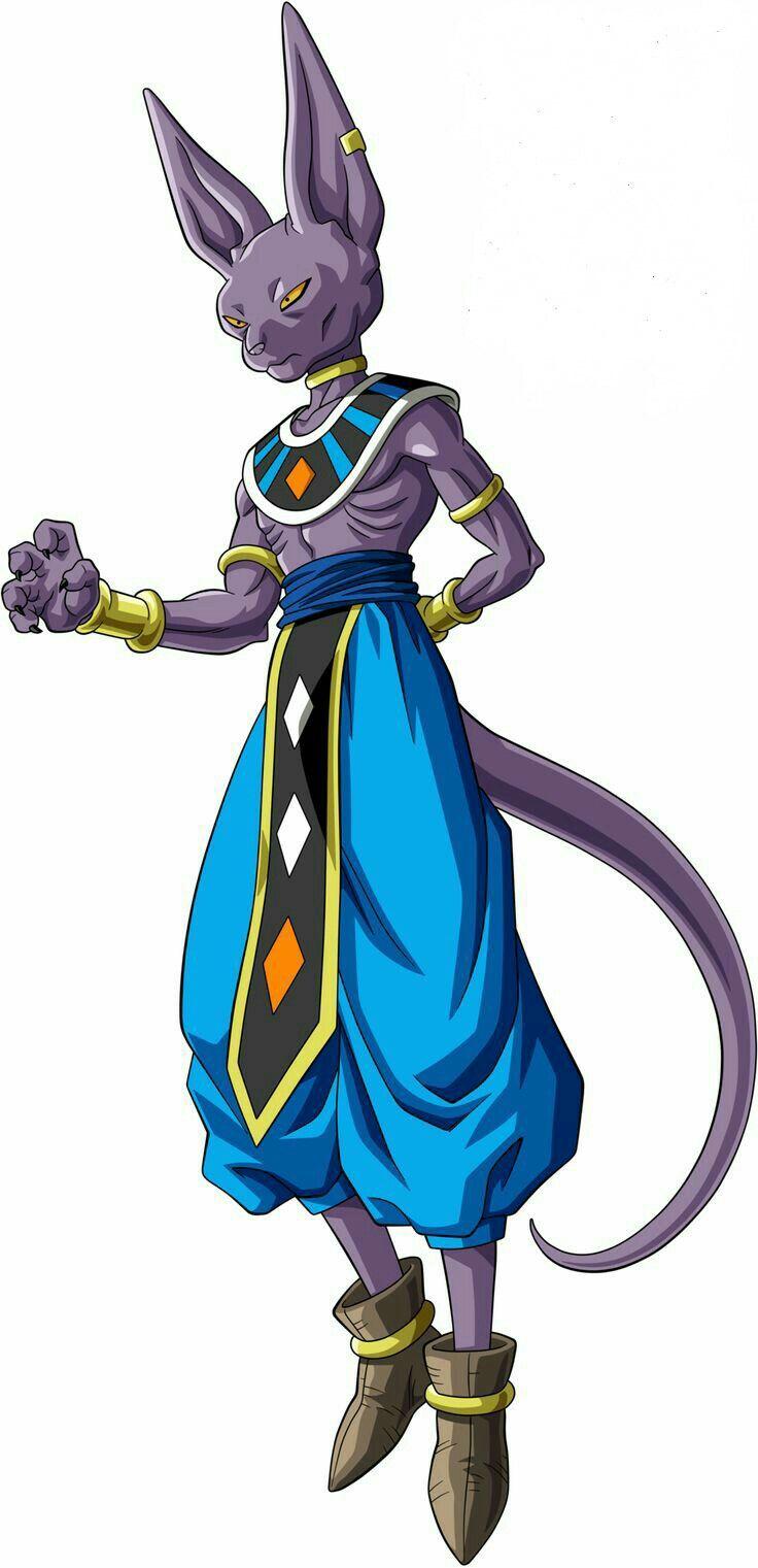 Bills Dios De La Destruccion Del Universo 7 Dragon Ball Super Anime Dragon Ball Super Dragon Ball Dragon Ball Artwork