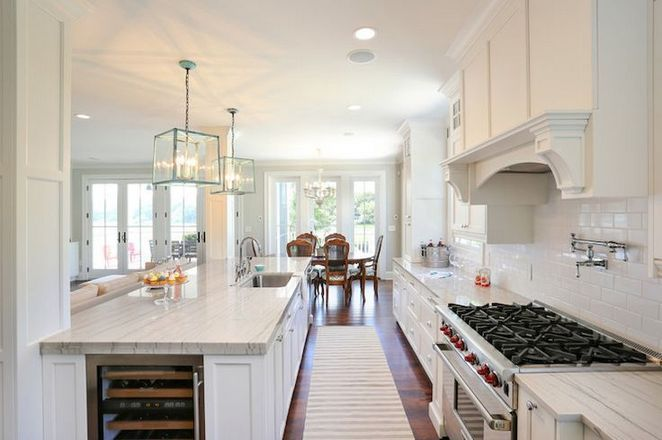 +53 The 30-Second Trick for Small Kitchen Ideas Remodel Layout Floor Plans Open Concept - apikhome.com #opengalleykitchen