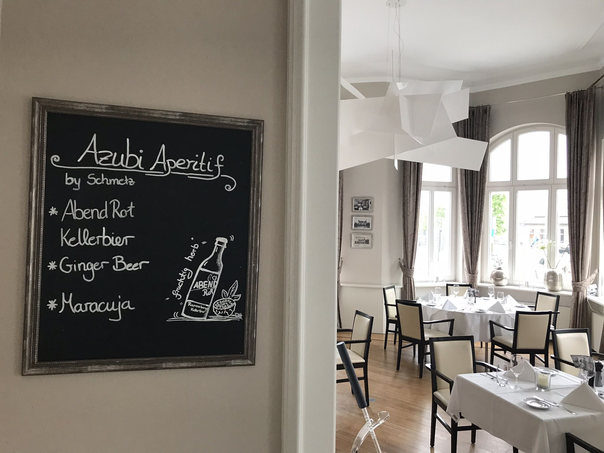 Aperitif der Woche! 🍹 | Restaurant, Deutsche küche, Aperitif