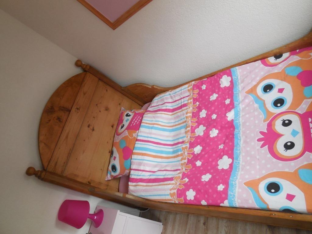 Antiek Ledikant 2 Persoons.Bed Kinderbed Antiek Bed 1 Persoons Bed Kinderkamer