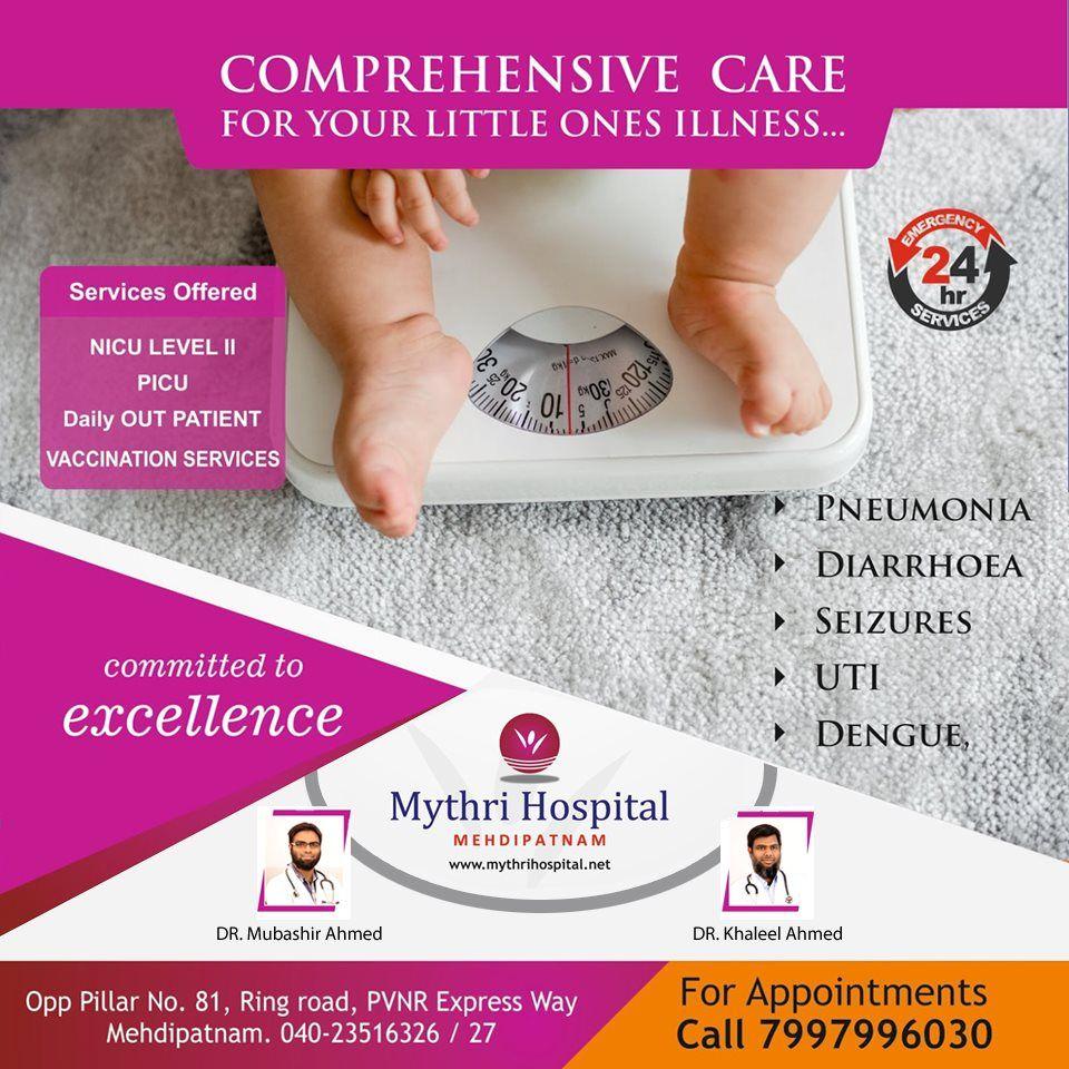We MythriHospital In Mehdipatnam Assure That You'lll