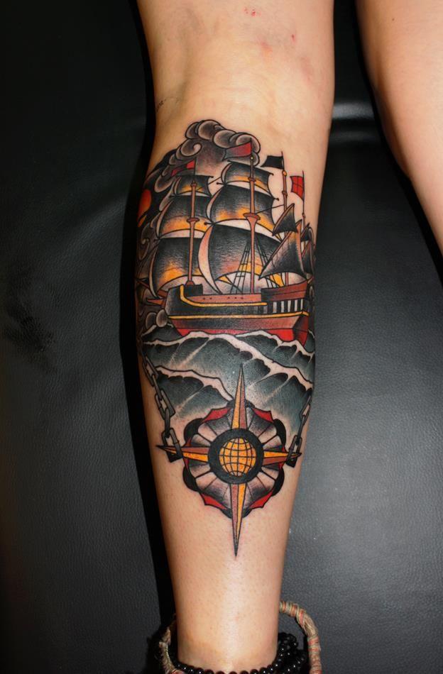 Tattoo Old School Tattoos Ideas Pinterest Tatuajes Mejor