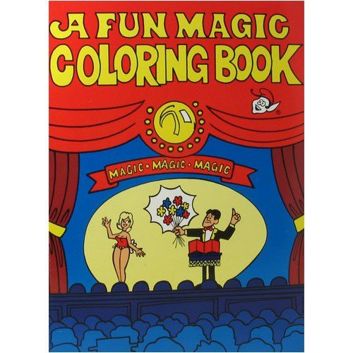 Royal Magic Coloring Book Trick Coloring Books Easy Magic Tricks Easy Magic