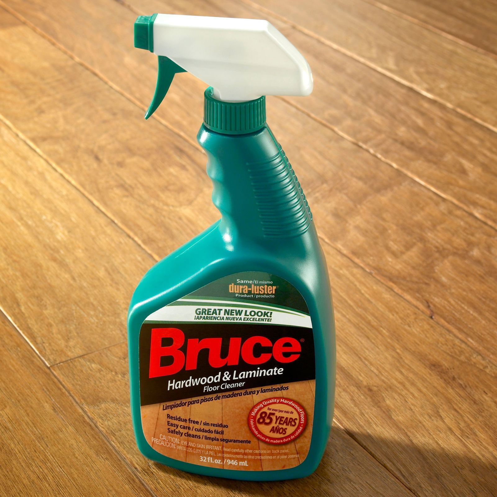 Bruce Hardwood and Laminate Floor Cleaner How to clean