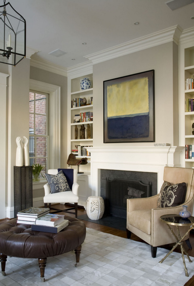 Why You Should Paint Your Walls A Neutral Color  Benjamin Moore Adorable Inspiration Living Room Design Design Ideas