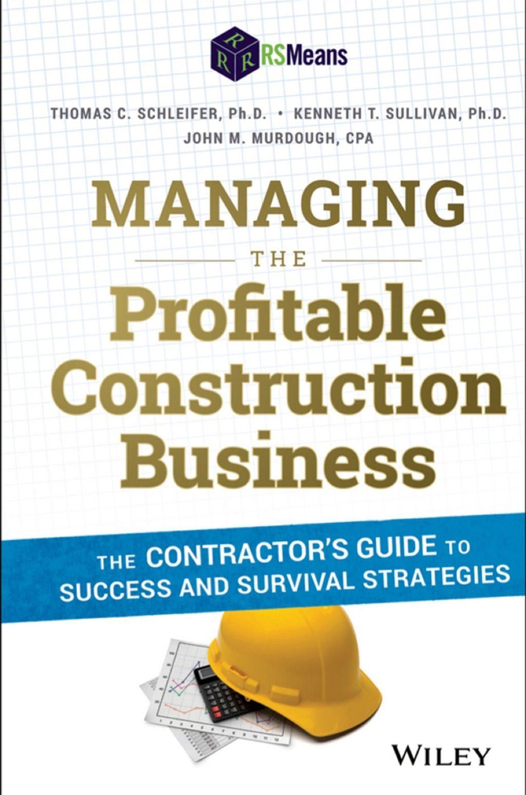 Construction Contractors' Success Manual Practical