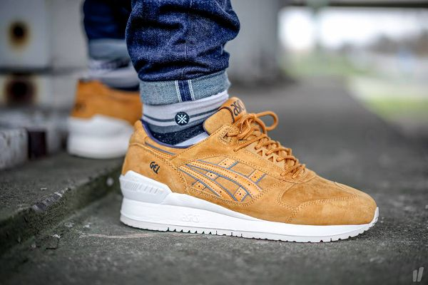 super populaire 19354 363a4 Asics Gel Respector Suede 'Tan & Indian .-Chubster favourite ...