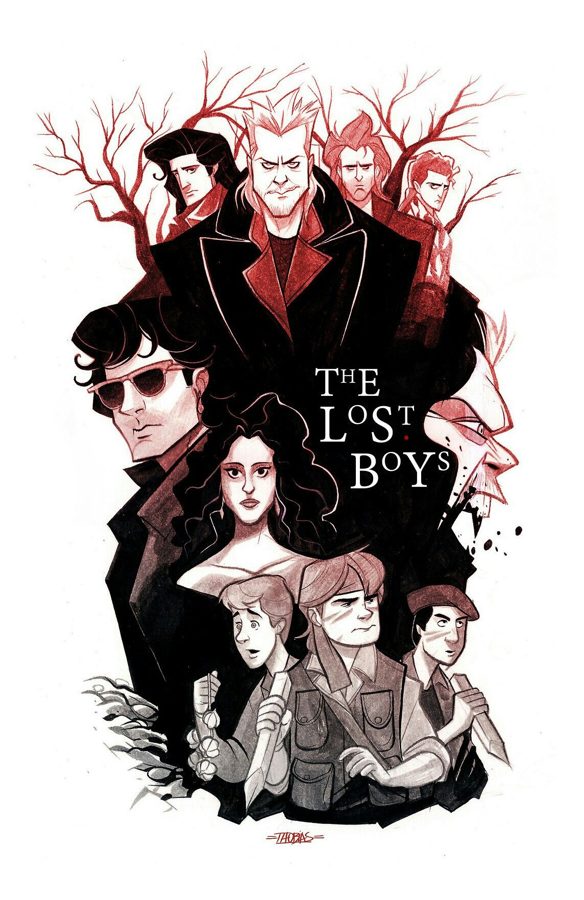The Lost Boys With Images Lost Boys Movie Lost Boys Movies For Boys