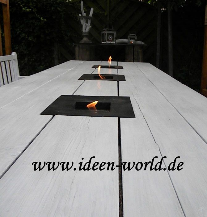 Awesome Gartentische / Tische   Http://www.holz Lounge Möbel. BuildingWoodDeko Amazing Pictures