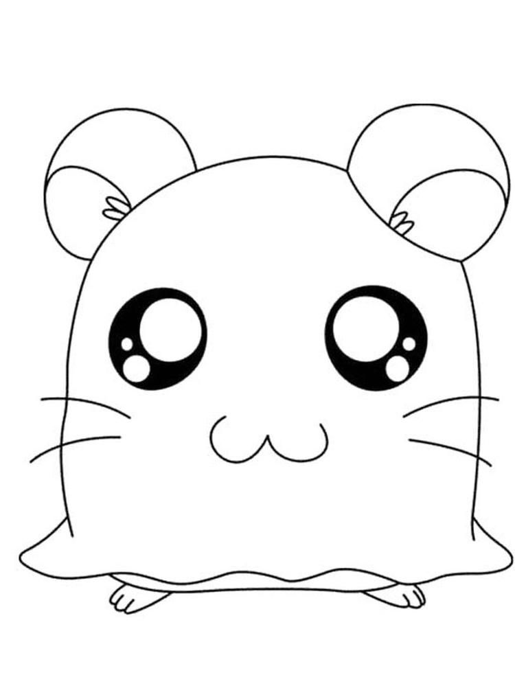 Read Morepenelope Hamtaro Coloring Pages Coloring Pages For Kids