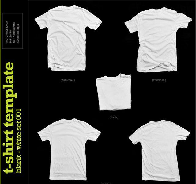 Free Download » http://www.t-shirt-template.com/blank-t-shirt ...