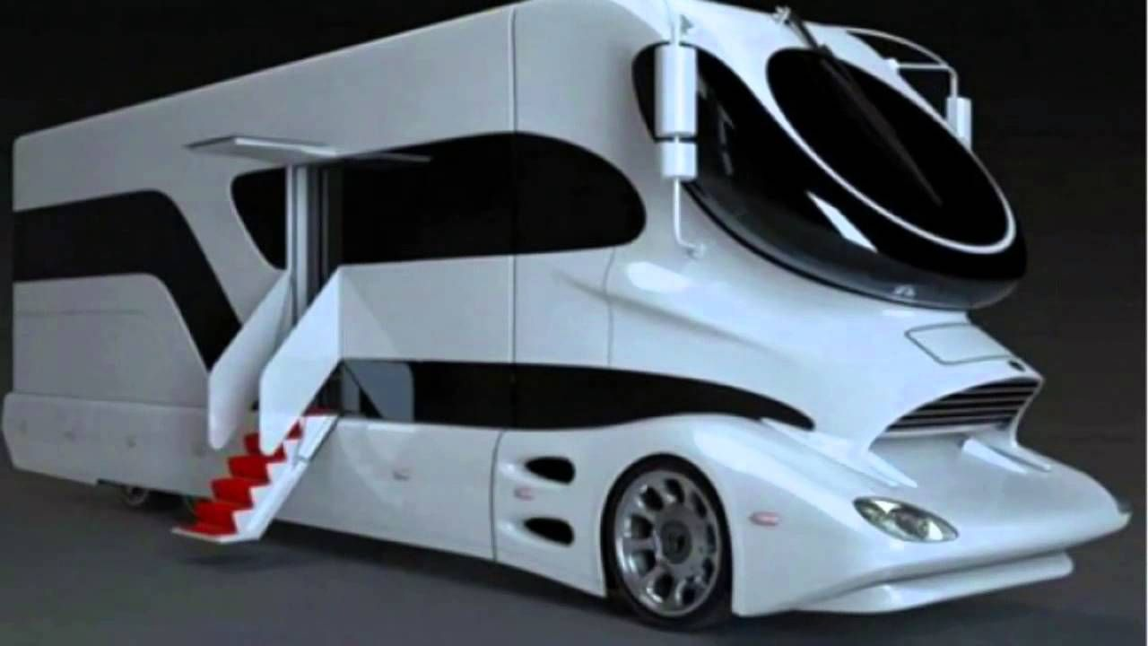 The World S Most Expensive Motorhome Has Gone On Sale In Dubai