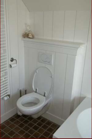 Klein toilet inrichten google zoeken ons huisje interieur pinterest toilet and dream - Kleur wc deco ...