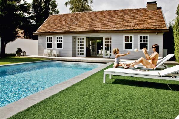 les gazons permanents plus vrais que nature pelouse pinterest gazon pelouse et gazon. Black Bedroom Furniture Sets. Home Design Ideas