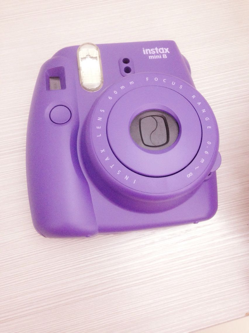 Polaroid Camera Purple Google Search Instax Instax Mini