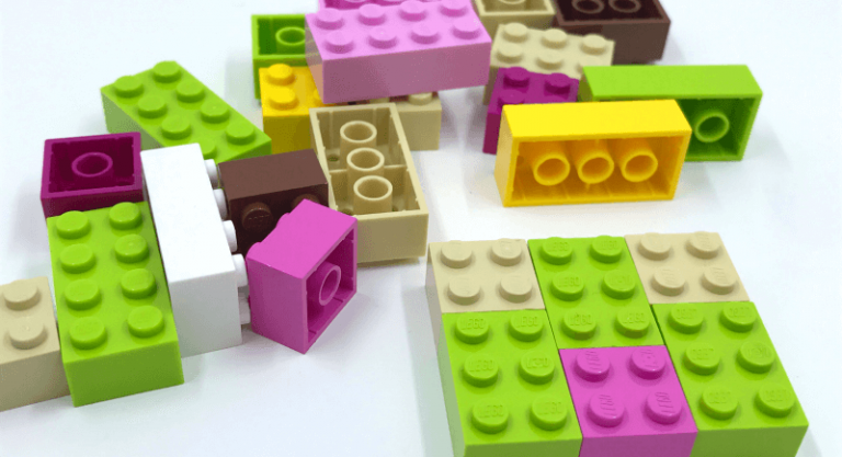 How to Teach Multiplication & Division with LEGO Bricks ...
