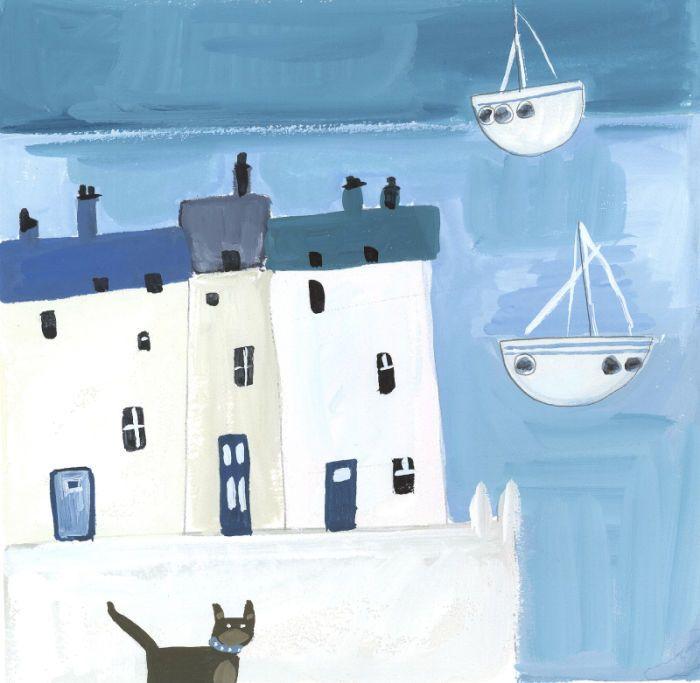 Kay Widdowson - Harbour Nights