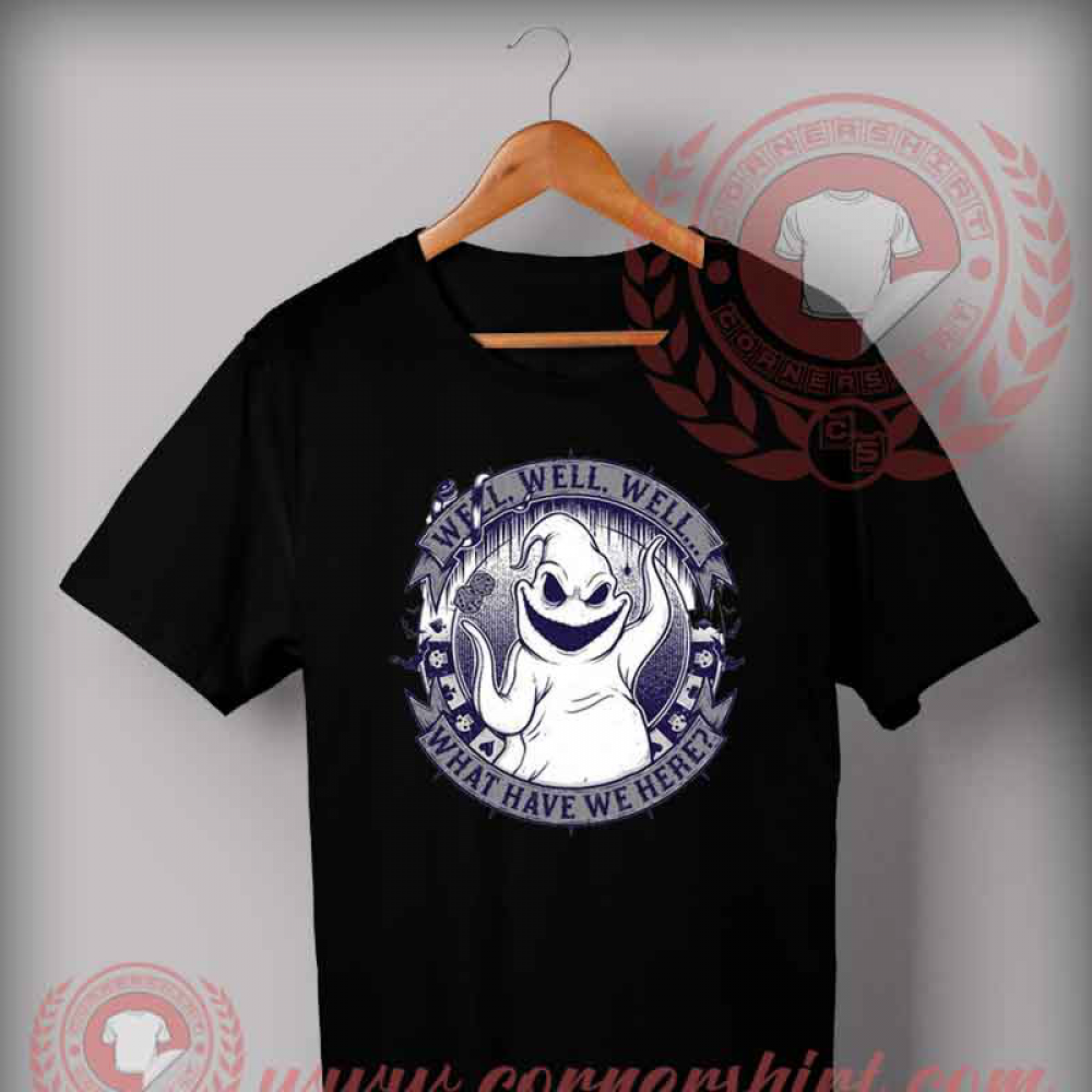 Nightmare Before Christmas T Shirt - Halloween Shirts For Adults ...