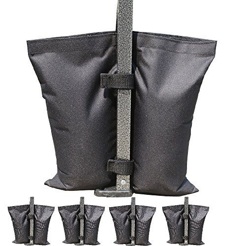 72e911fddf3e AbcCanopy Weights Bag, Leg Weights for Pop up Canopy Tent Weighted ...