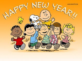The one with the fresh start - New Year 2011 on Reflective Rambling