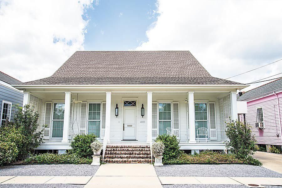 A Look Inside Niki And David Rubinstein S Updated Creole Cottage Lowres Cottage House Plans Creole Cottage Acadian Style Homes