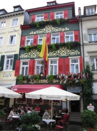 Laterne, Restaurant- Baden-Baden