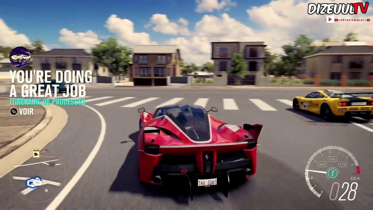 Forza Horizon 3 Ferrari FXX K Gameplay HD | gaming | Ferrari