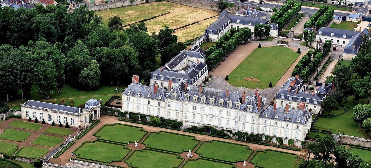 Deambulation Au Chateau De Menars Avec Images Loir Et Cher