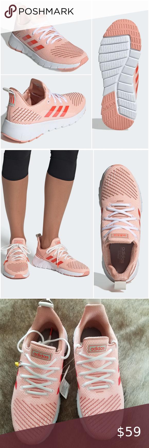 Women Running Shoe Orange/Red