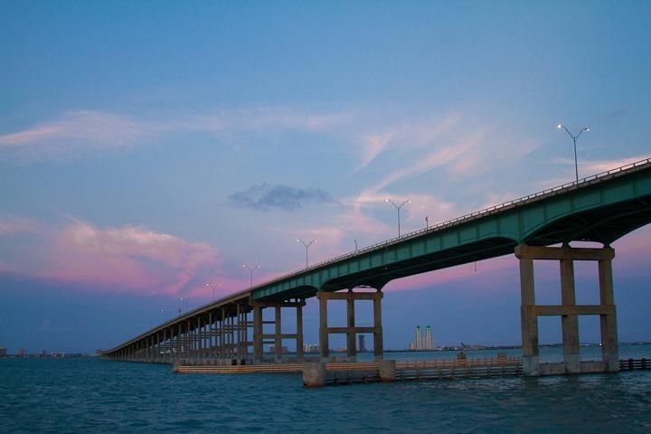 Queen Isabella Causeway | South Padre Island | South padre
