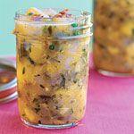 Summer Peach Recipes: Fresh Peach Salsa