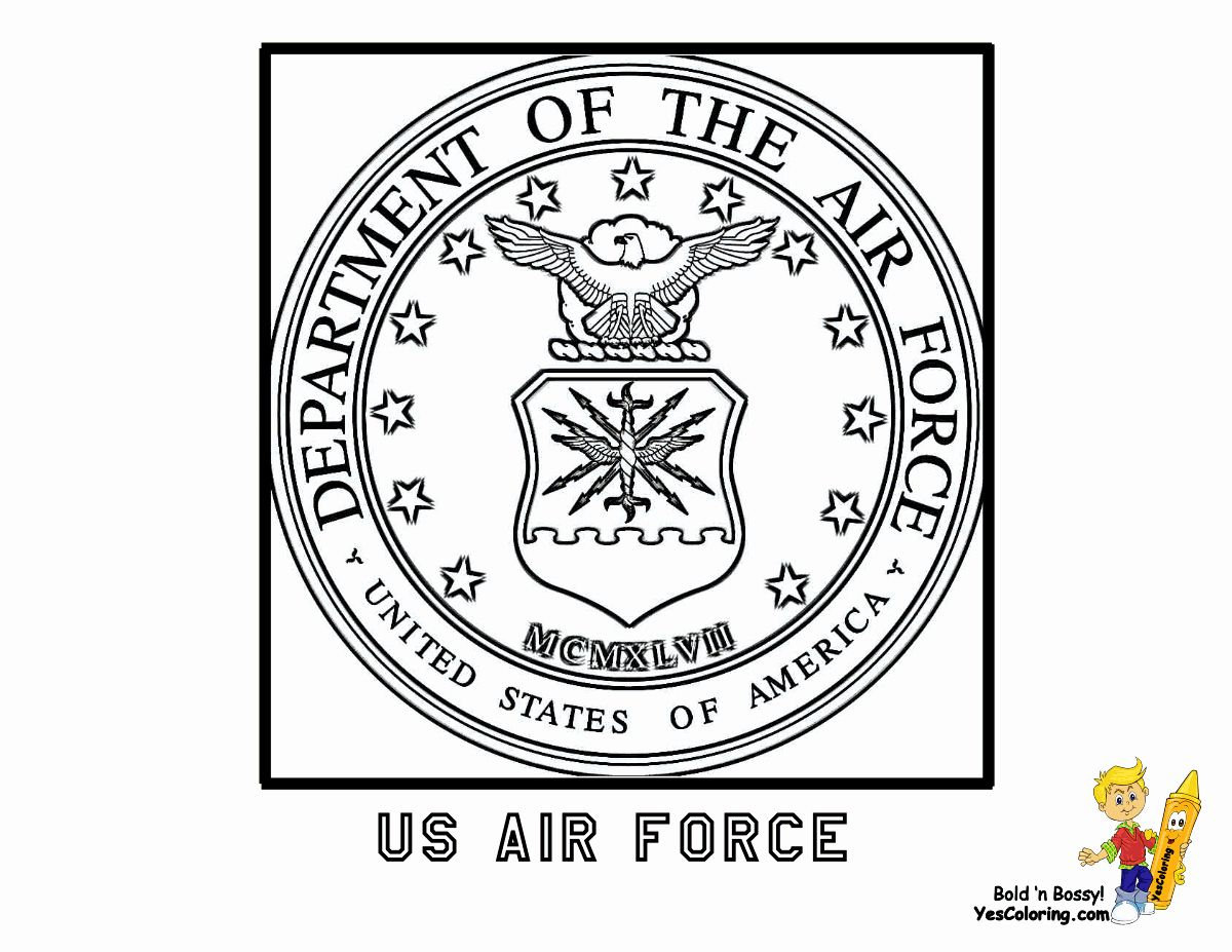 Air Force Coloring Pages Awesome Fearless American Flag Coloring Free Military Flags Flag Coloring Pages American Flag Coloring Page Coloring Pages