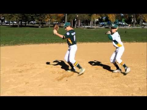 3 Baseball Infield Drills For Youth Players Fun Youtube Baseball Workouts Baseball Drills Baseball Coaching Ideas