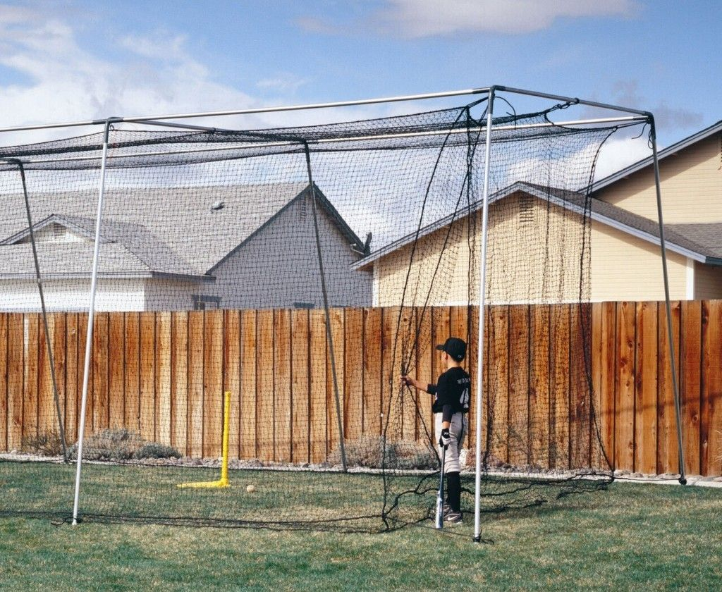 20 Smart Ideas How to Make Backyard Batting Cage Ideas ...