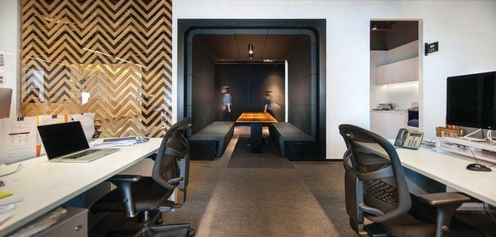 gtb office by m moser associates shanghai china retail design blog commercial interiorsstore - Commercial Interior Design Blog