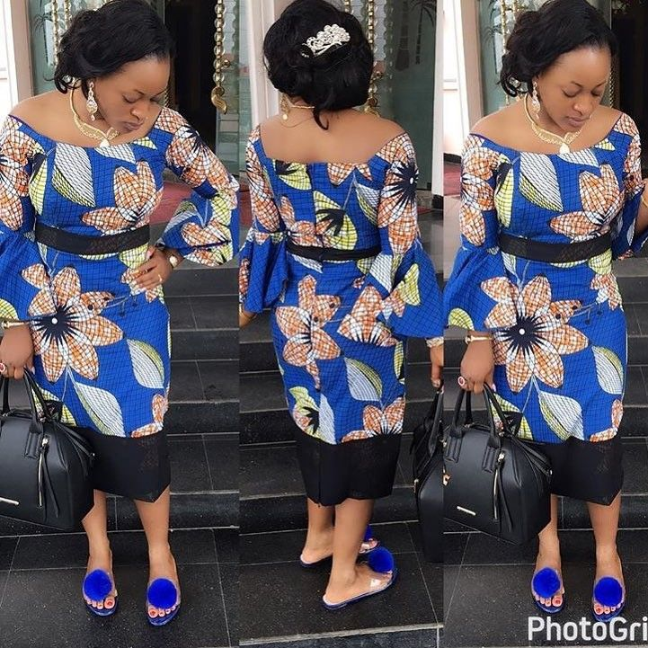 There are a variety of ways to enable oneself stand out with an Asoebi style, Even if you are thinking of what to make and slay with an Nigerian Yoruba dress styles. aso ebi style for events arrive in many patterns and designs.   The African print styles beauty of this print is that it comes in many designs and textures. Ankara will allow you make a come to an understanding of any cloth without losing the African Fabrics flair. #nigeriandressstyles
