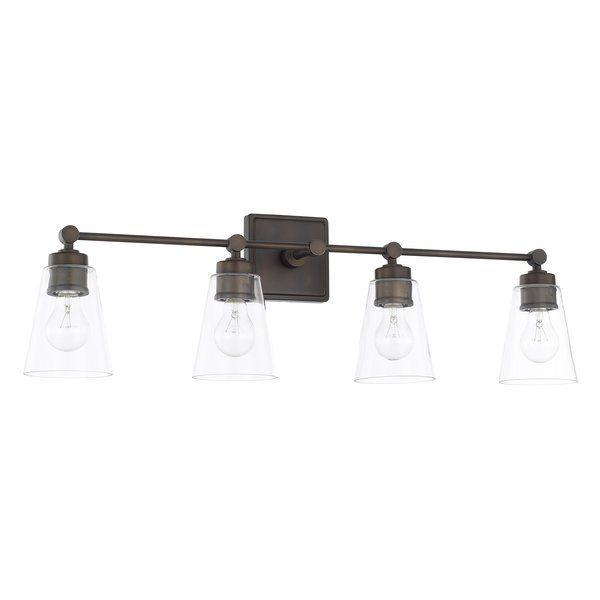 Betances 4 light vanity light bathroom vanitiesbathroom vanity lightingbathroomsmodern lightingtransitional