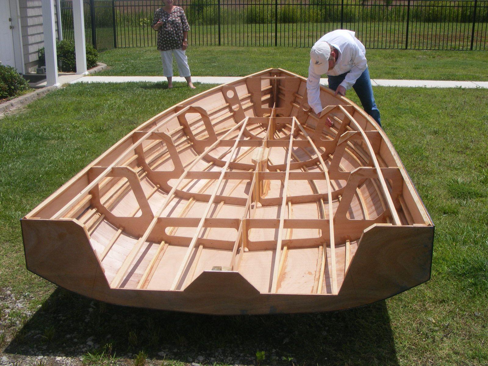 skiff plans | Lumber yard skiff - On Board with Mark Corke | boats ...